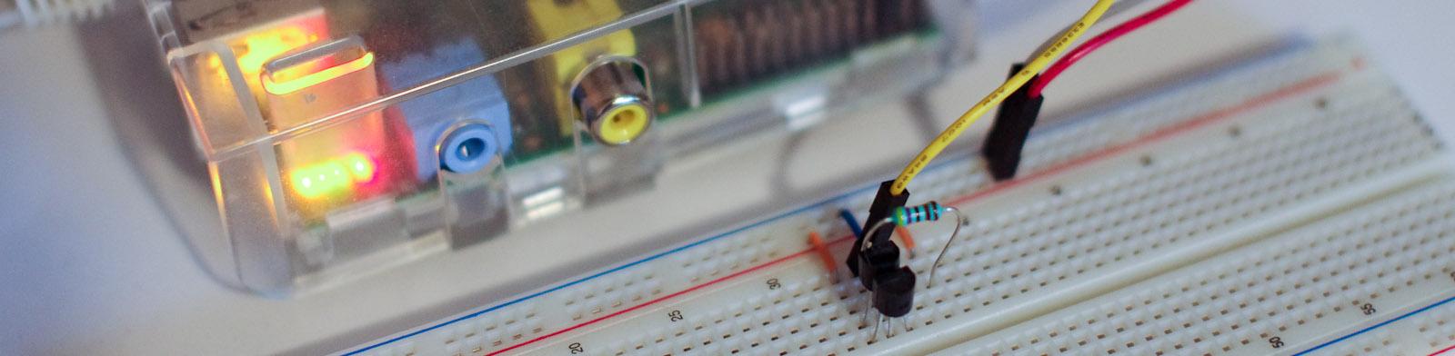 Raspberry Pi and 1-Wire temperature sensor